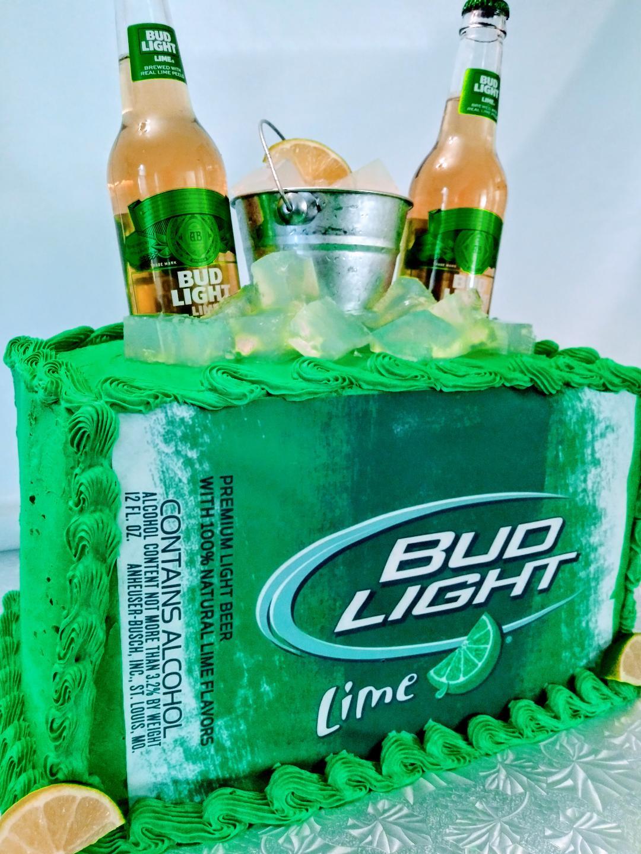 budlight cake